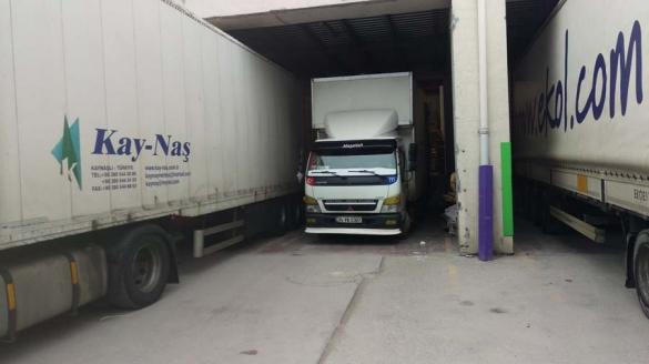 Lojistik Taşımacılık Hizmetlerimiz